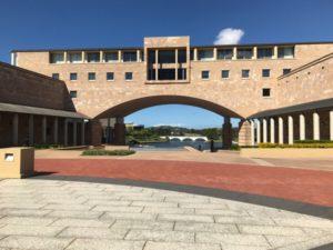 私の通っているボンド大学